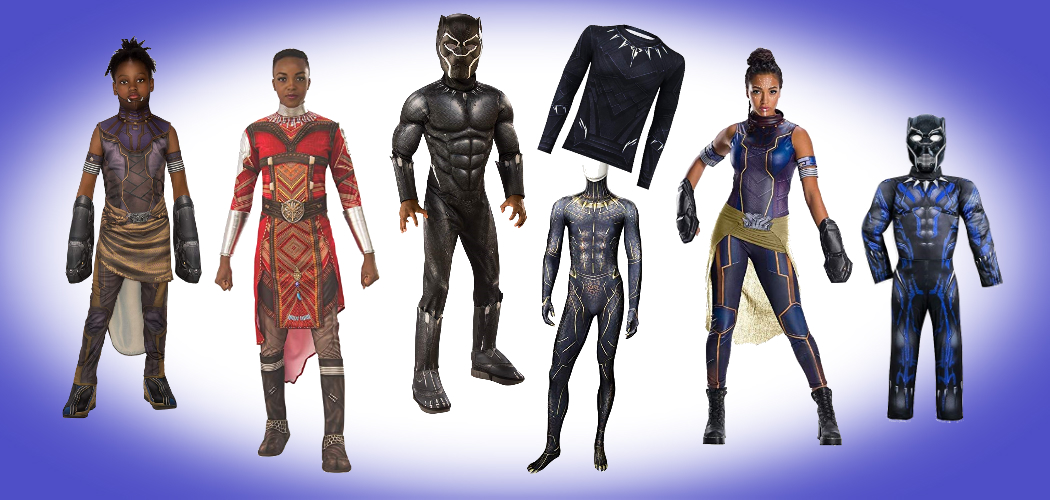 You'll Feel You Can Save The World In Any Of These Black Panther Costumes