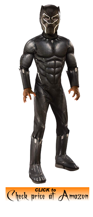 T'Challa Black Panther Costume