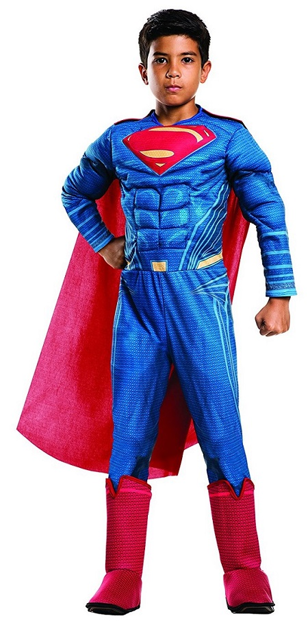 Boys' Superman Dawn of Justice costumes