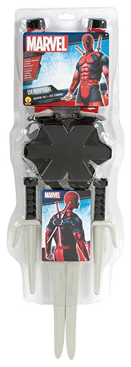 Deadpool Weapon accessory Amazon