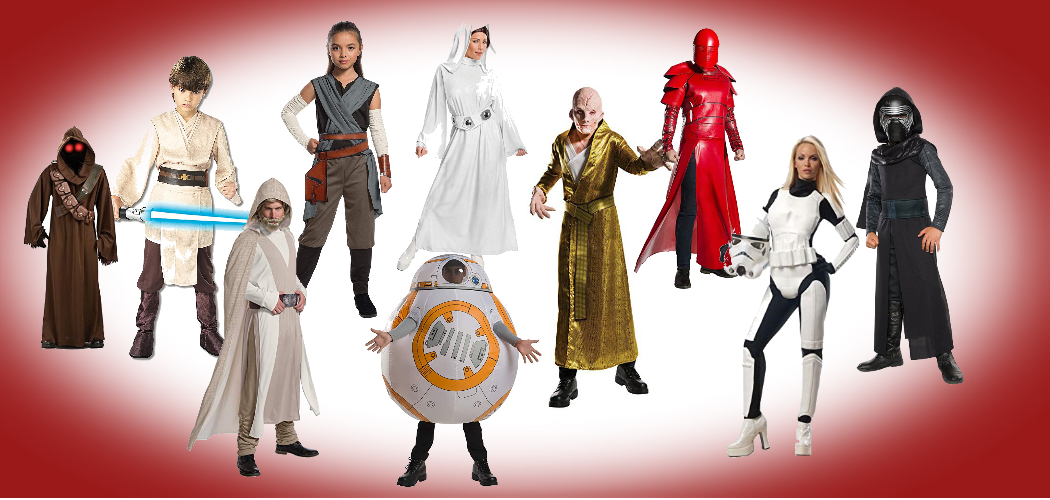 Have You Decided Which Star Wars Costume You'll Wear This Halloween?