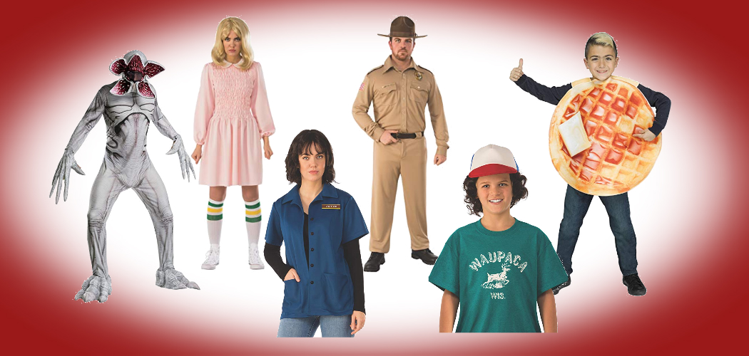 Step Back In The Day With Stranger Things Costumes