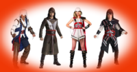 assassin creed costumes