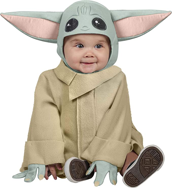 Baby Yoda Star Wars Costume